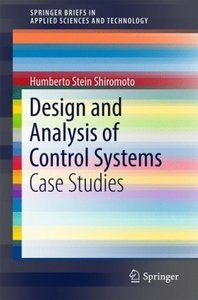 Design and Analysis of Control Systems