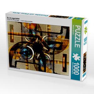 Es ist angerichtet 1000 Teile Puzzle quer
