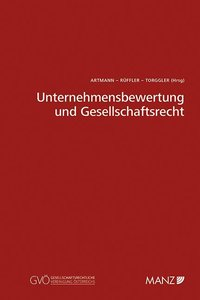 Unternehmensbewertung und Gesellschaftsrecht