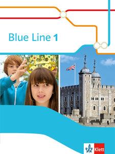 Blue Line 1. Schülerbuch. Ausgabe 2014