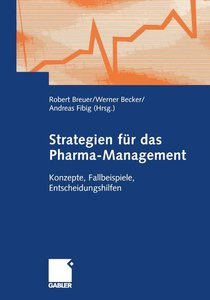 Strategien für das Pharma-Management