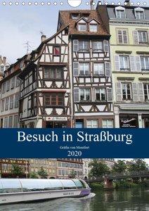 Besuch in Straßburg