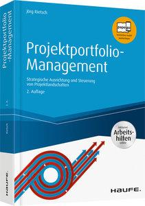 Projektportfolio-Management - inkl. Arbeitshilfen online