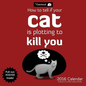 The Oatmeal 2016 Wall Calendar