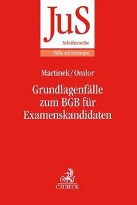Grundlagenfälle zum BGB für Examenskandidaten