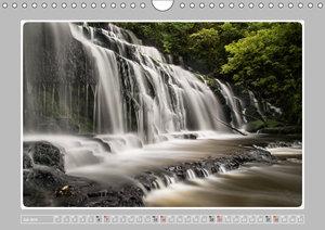 Neuseeland - Die Südinsel (Wandkalender 2019 DIN A4 quer)