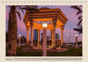 Kuwait, Stadt am Golf (Tischkalender 2019 DIN A5 quer)