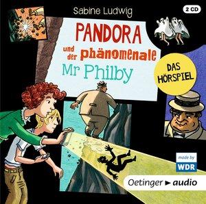 Pandora und der phänomenale Mr Philby (4 CD)