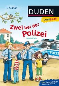 Leseprofi - Zwei bei der Polizei, 1. Klasse