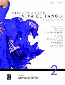 Viva el Tango!, für Klavier. Bd.2