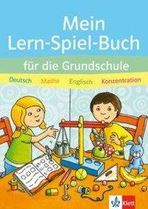 Mein Lern-Spiel-Buch für die Grundschule 2. - 4. Klasse