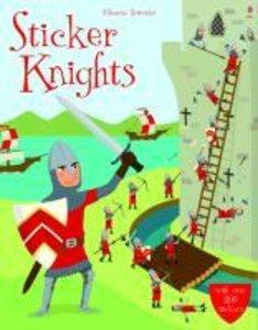 Sticker Dressing Up: Knights