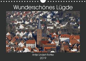 Wunderschönes Lügde (Wandkalender 2019 DIN A4 quer)