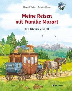 Meine Reisen mit Familie Mozart