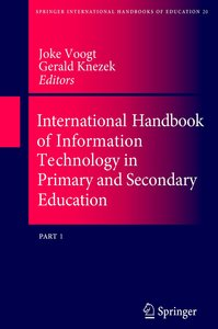 International Handbook of Information Technology in Primary and