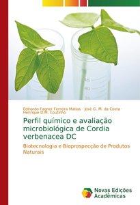 Perfil químico e avaliação microbiológica de Cordia verbenacea D