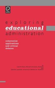 Exploring Educational Administration