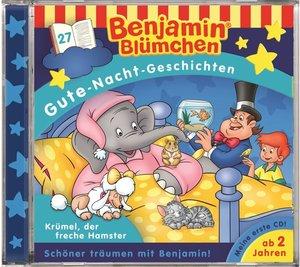 Folge 27: Krümel,der freche Hamster