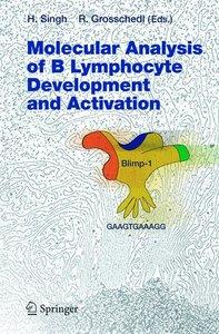 Molecular Analysis of B Lymphocyte Development and Activation