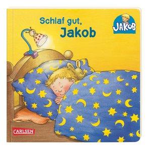 Schlaf gut, Jakob. Mini-Ausgabe
