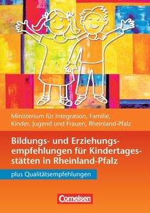 Bildungs- und Erziehungsempfehlungen für Kindertagesstätten in R
