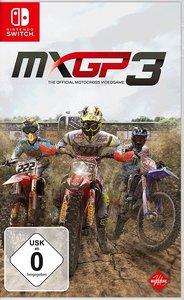 MXGP3, 1 Nintendo Switch-Spiel