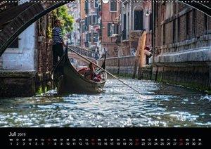 Städte am Wasser (Wandkalender 2019 DIN A2 quer)