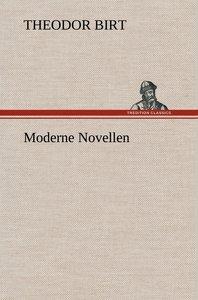 Moderne Novellen