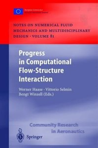 Progress in Computational Flow-Structure Interaction