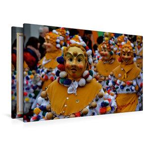 Premium Textil-Leinwand 120 cm x 80 cm quer Kügele