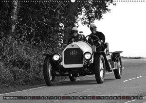 REO Roadster USA 1916 - in Schwarzweiss (Wandkalender 2018 DIN A