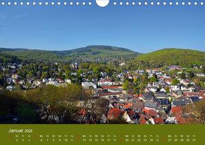 Königstein im Taunus und Umgebung (Wandkalender 2020 DIN A4 quer