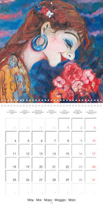 The World of Anna Mazzotta (Wall Calendar 2020 300 × 300 mm Squa