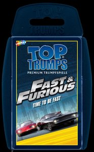 Top Trumps Fast & Furious