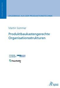 Produktbaukastengerechte Organisationsstrukturen