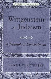 Wittgenstein and Judaism