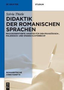 Didaktik der romanischen Sprachen