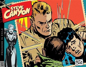 Steve Canyon Volume 6: 1957-1958
