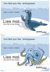 Das Heft mit der Robbe / Das Heft mit dem Kraken