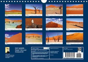 DIE NAMIB - Dead Vlei und Sossusvlei