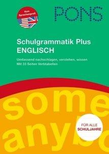 PONS Schulgrammatik Plus Englisch
