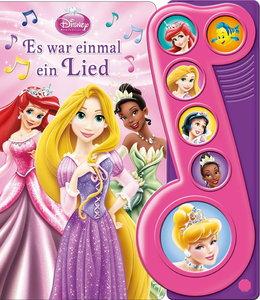 Prinzessin - Es war einmal ein Lied - Disney Liederbuch