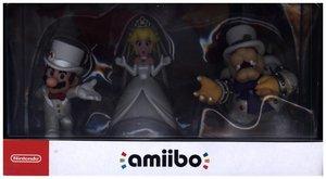 amiibo Super Mario Odyssey, 3 Figuren