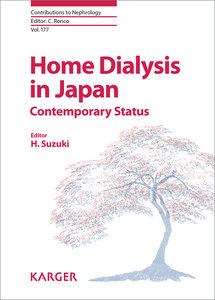 Home Dialysis in Japan