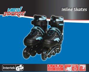 NSP Inliner Blau, ABEC 7, Gr. 31-34