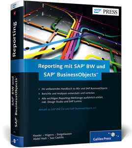 Reporting mit SAP BW und SAP BusinessObjects