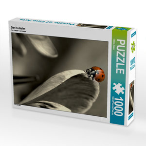 Der Krabbler 1000 Teile Puzzle hoch