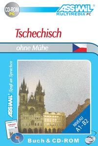 Assimil Tschechisch ohne Mühe, 1 CD-ROM mit Lehrbuch