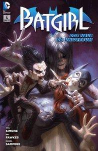 Batgirl 04: Mörderischer Hass