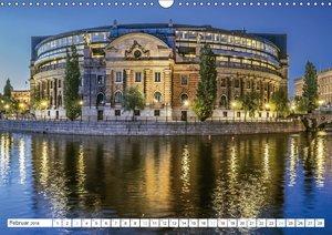 Spaziergang in Stockholm: Besuch in der Hauptstadt von Schweden